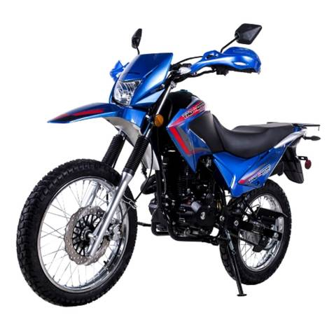 Photo NEW 2021 TBR7 250 Enduro Street Legal Motorcycle SI - $1,529 (Carrolton)
