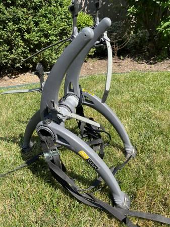 Photo Saris 2 Bike Trunk Carrier - $30 (Kansas City)