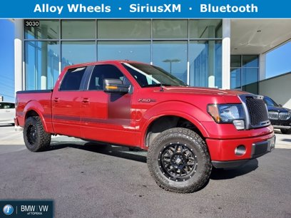 Photo Used 2012 Ford F150 2WD SuperCrew FX2 for sale