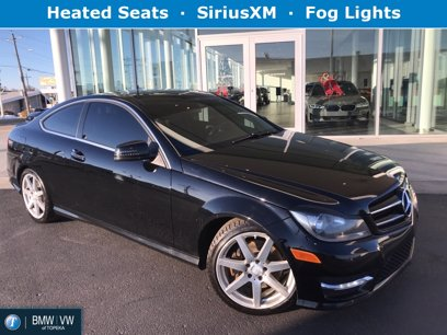 Photo Used 2014 Mercedes-Benz C 350 4MATIC Coupe for sale