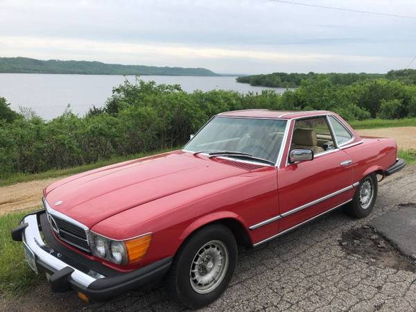 Photo 1982 Mercedes-Benz 380 SL LOW MILES - $13,995 (2301 HWY 61)