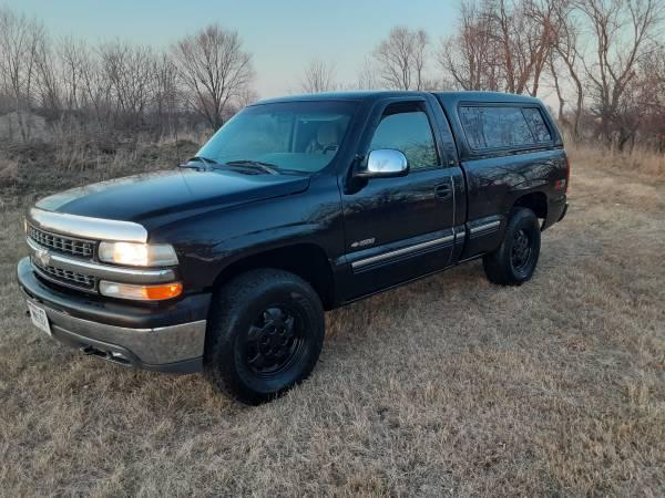 Photo 1999 Chevy silverado z71 4x4 ONLY 39,000 MILES - $11,600 (Onalaska)