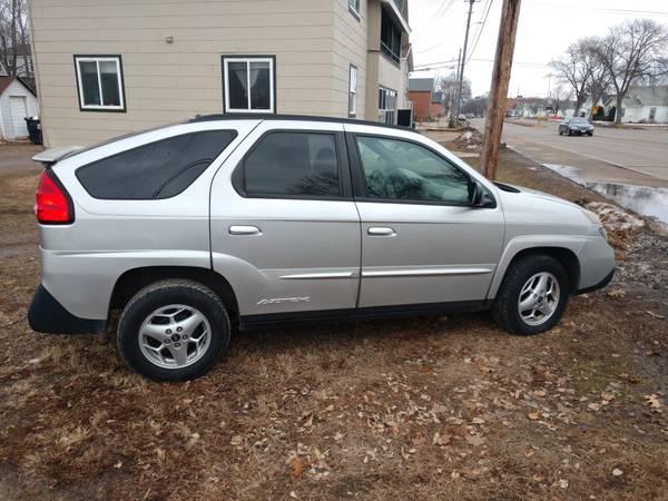 Photo 2005 Pontiac aztek. - $3200 (Winona)