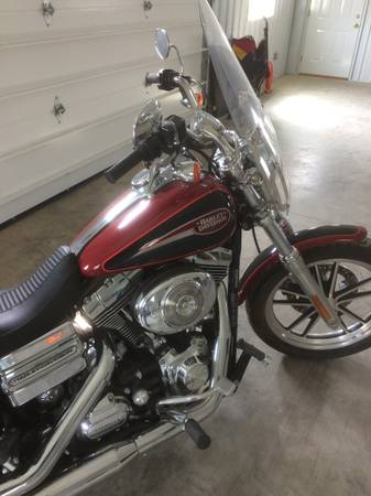 Photo 2006 Dyna Low Rider - $9,400 (Tomah)