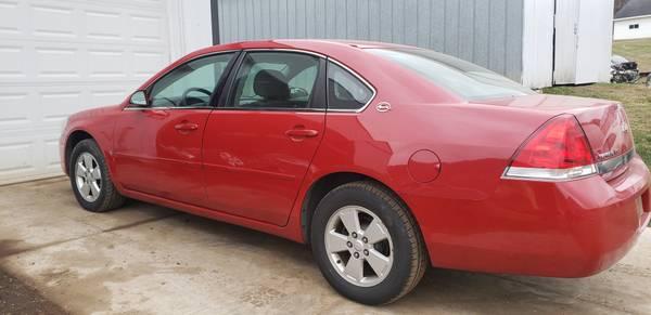 Photo 2007 Chevy Impala LS - $2,500 (La Crosse)