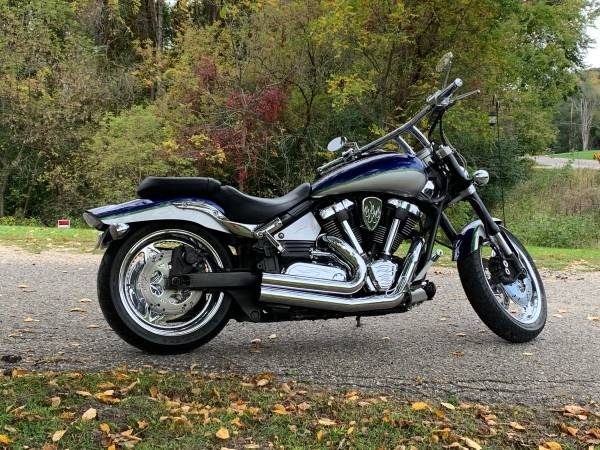 Photo 2007 Yamaha Road Warrior - $4,900 (Winona)