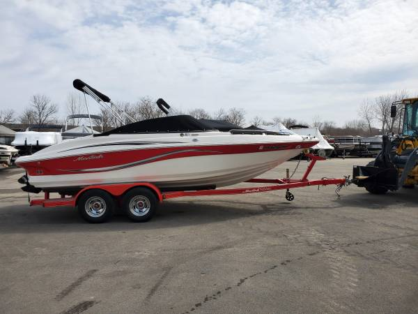 Photo 2011 Mariah 21R w Brand new 350 Mag MPI with 12.2 hours - $23999 (Rochester, Mn)