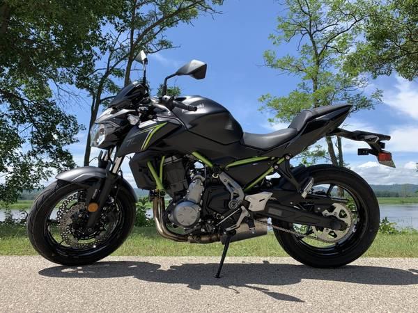Photo 2018 Kawasaki Z650 ABS - $5,850 (la crosse)
