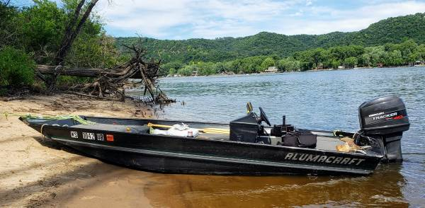 Photo Boat, Motor, and Trailer For Sale - $4,995 (Victory)