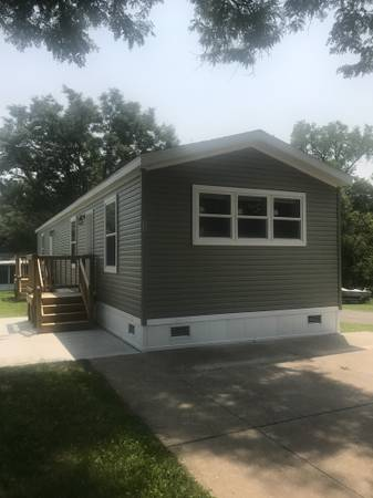 Photo Brand New 2 Bed 2 bath Mobile Homes for sale CLE 32 (LaCrosse)