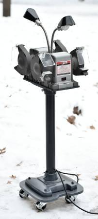 Photo Craftsman Block Grinders Bench Grinder - $250 (Eau Claire, WI)