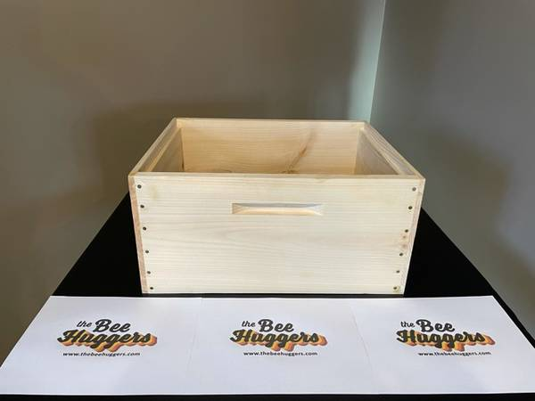 Photo Deep Hive Bodies. White Pine. Fully Assembled. Great Price. Going Fast - $13 (Utica, MN)