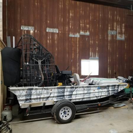 Photo Diamond back Airboat - $14000 (Trempealeau)