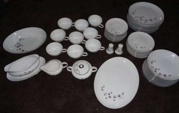 Photo Fine China from Japan..51 piece set - $300 (la crosse ss)