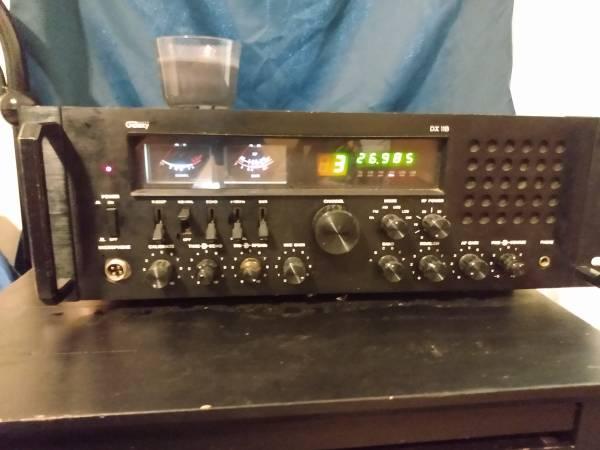 Photo Galaxy dx11b cb base radio - $250 (Houston)