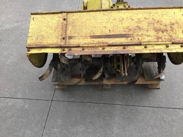 Photo John Deere 140 H1  John Deere tiller - $850