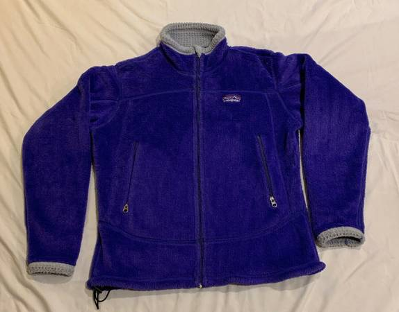 Photo PATAGONIA Fleece Jacket Sherpa Womens Medium - $40 (La Crosse)