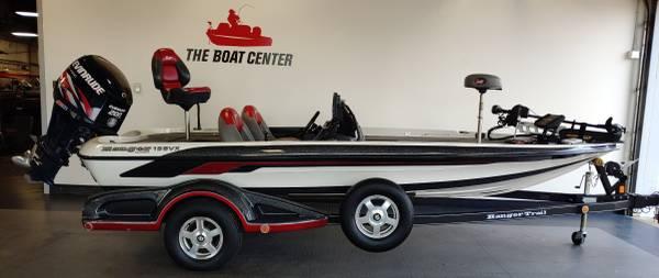 Photo Ranger 198VX Bass Boat - $24,990 (Chippewa Falls, WI)