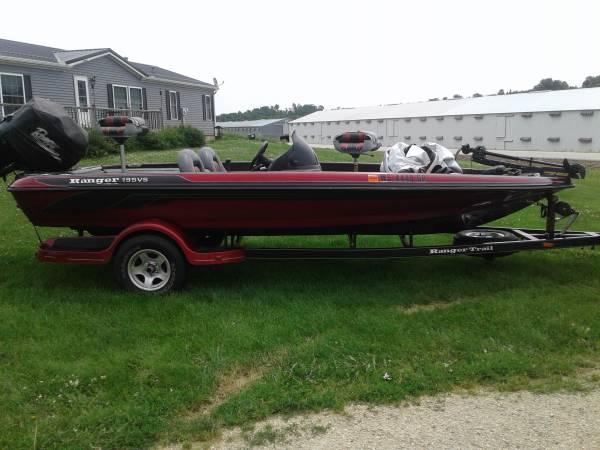 Photo Ranger boat - $20,000 (Fountain City)