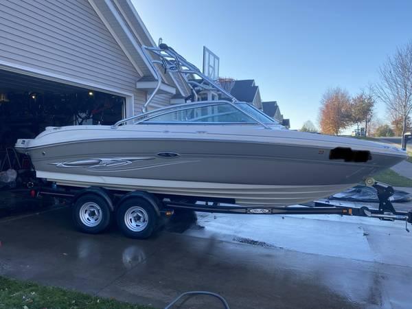 Photo Sea Ray 200 Select - $22,500 (Onalaska)