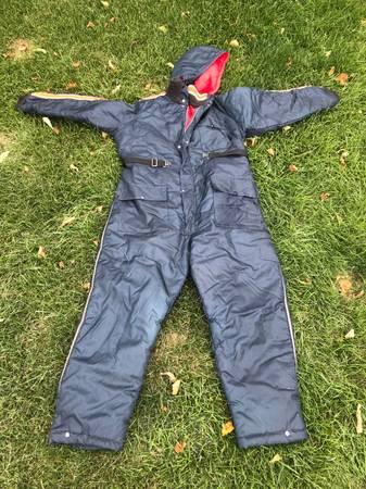 Photo Snowmobile suit