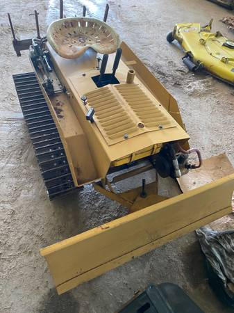 Photo Struck mini dozer - $1,800 (Waupun)