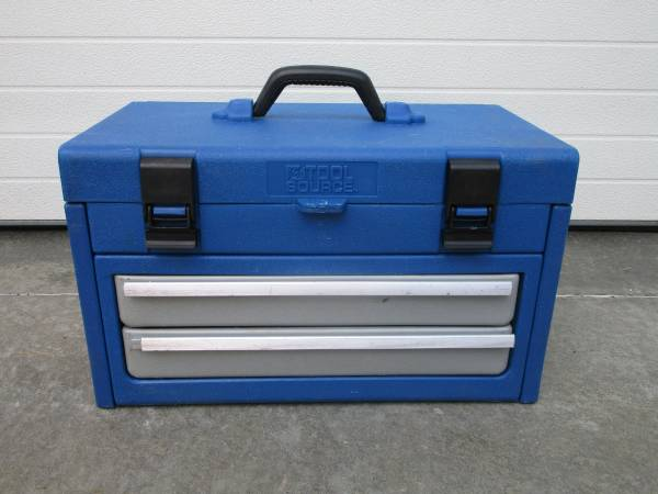 Photo TOOL BOX Tool Source - $30 (ONALASKA)