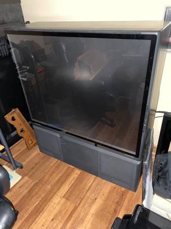 Photo Toshiba Projection TV - 50 inch - $50 (Holmen)