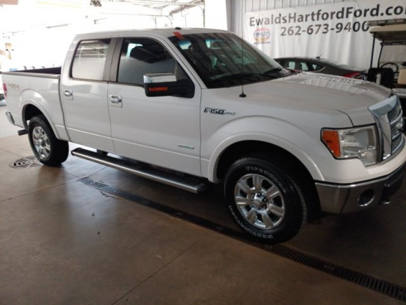 Photo Used 2011 Ford F150 Lariat for sale