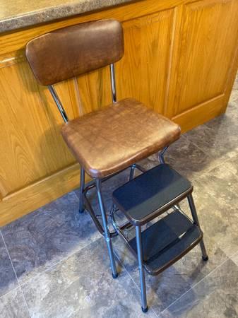 Photo Vintage Cosco step stool - $25 (Onalaska)