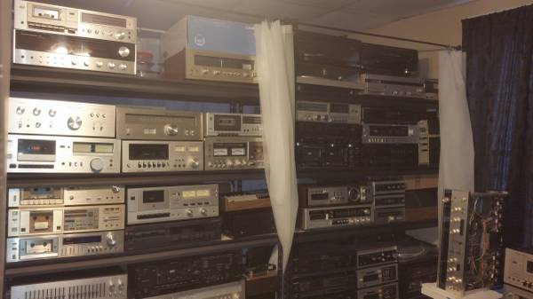 Photo We Buy-Sell-Trade And Service Vintage Home Stereo Components (Winona, MN.)