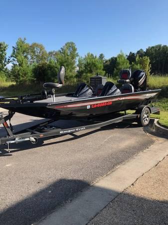 Photo 2018 Ranger Boat - $27,000 (St. Francisville, LA)