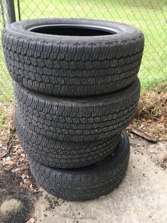 Photo 4 Goodyear Wrangler tires 2755520 - $250 (Lafayette)
