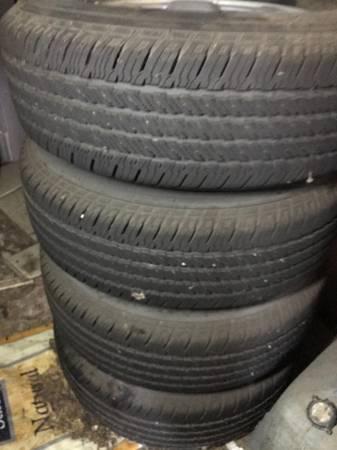 Photo 4 Hankook Dynapro - 2018 Toyota Tacoma Tire  Rims - $650 (New Iberia)