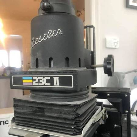 Photo Black and White Photo Enlarger - $400 (New Orleans)