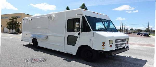 Photo Business food Truck For Sale Tires are in good condition - $11,400