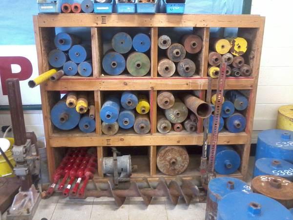 Photo Core Bits Drill Bits (Franklin)
