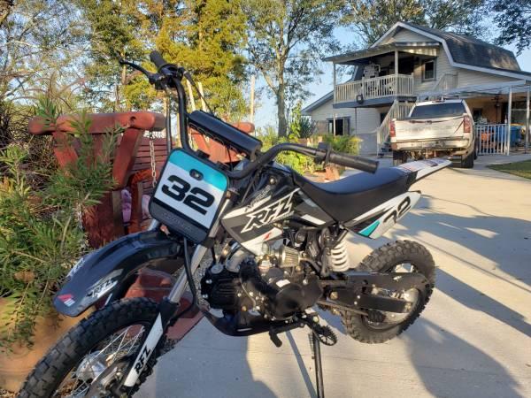 Photo New Dirt Bike 110cc wTitle and Registration - $1,300 (Napoleonville)