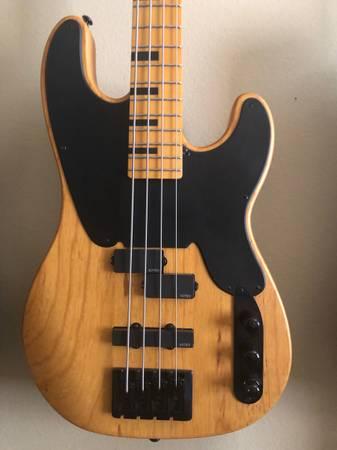 Photo Schecter Model T - $385 (Gonzales)