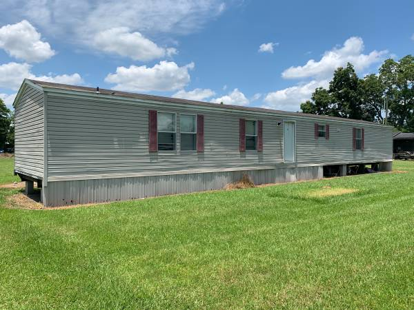 Photo Sell your used singlewide and doublewide mobile home (Acadiana)