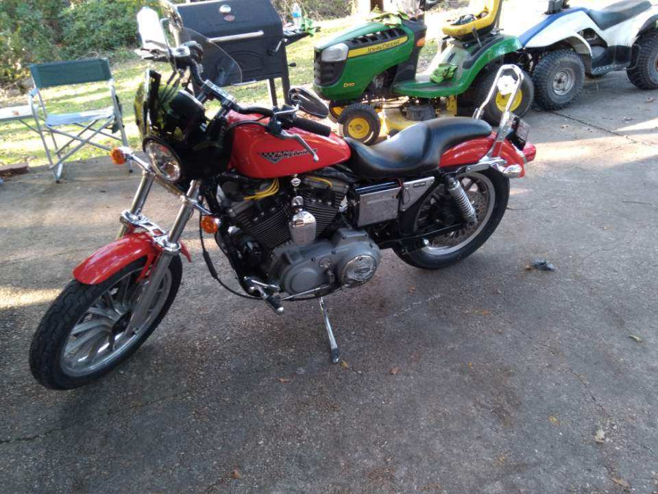 Photo 1999 Harley-Davidson SPORTSTER 1200 SPORT $2500