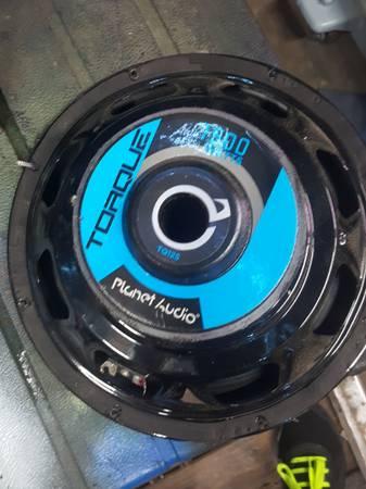 Photo planet audio 1500 watt 12 - $45 (Church Point)