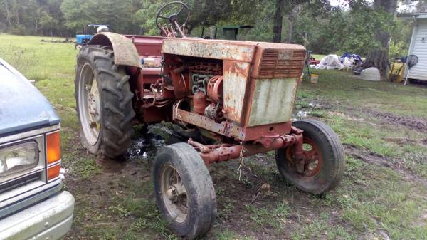 Photo Bealrus Tractor For Sale( Not Running) - $500 (Singer)