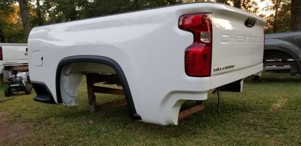 Photo Chevy Silverado HD 6.6ft Bed 2020 - $2 (Conroe)