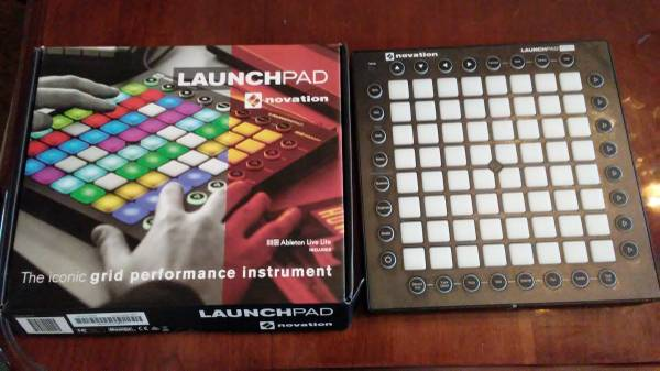 Photo Launchpad MK2 and Pro, New in box - $50 (Zachary)