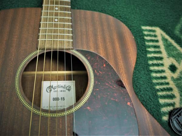 Photo Martin 000-15 Acoustic Guitar - $1,000 (Mid-City)