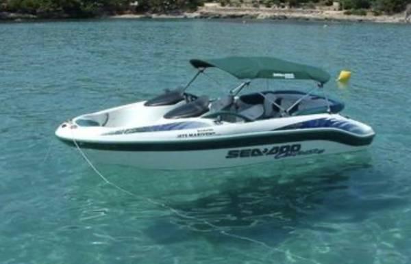 Photo Twin engine jet boat NEW ENGINEJetDrives - $8,000 (Lake Charles)