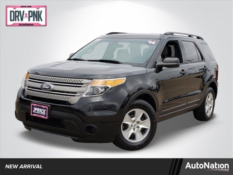 Photo Used 2014 Ford Explorer FWD for sale