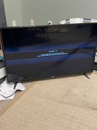 Photo Vizio 43quot Smart Tv 4K - $200 (Downtown Lake Charles)