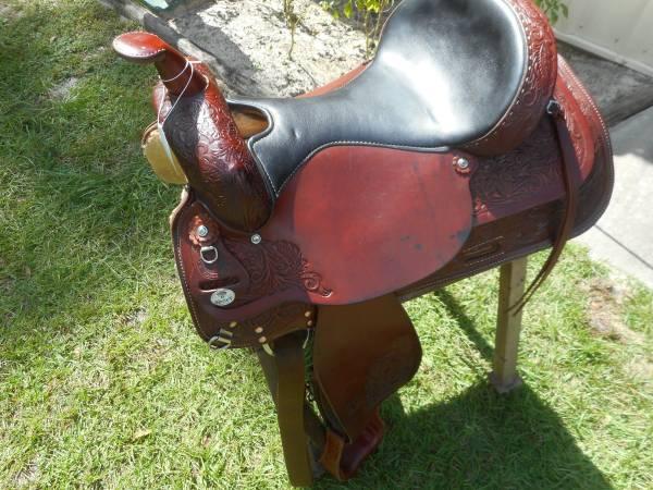 Photo 16quot Circle Y parktrail Saddle - $550 (FL - Lake City)